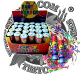 Confetti Party Popper Toys Party Supplies