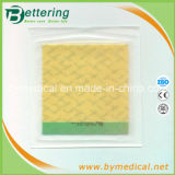 Sterile Disposable PU Surgical Incision Film with Iodine