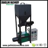 Wood Pellet Burner Heating Device