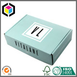 Full Color Offset Print Cardboard Paper Shipping Box for Post