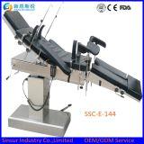 Hospital Equipment C-Arm Compatible Electric OT Room Operation Tables