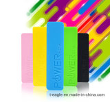 High Quality External Small Colorful 2600mAh Mobile Power Bank