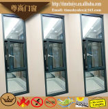 Aluminium/Aluminum Window with Fly Screen (Net) Model BS-88