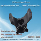 Factory Sandblast Black Anodized Precision Aluminum Milling CNC Machining Parts