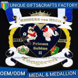 Factory Price High Quality Custom Metal with Club Medal