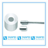 Steel Wire Rope Stop Button
