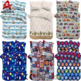 100% Cotton Wholesale High Quality Luxury Kids Cartoon Bedding Set
