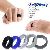 Affordable Silicone Wedding Bands Ring for Women