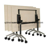 Folding Table More Than Three Amine Board a Folding Table Multi-Functional Mobile Folding Table Meeting Table (M-X3446)