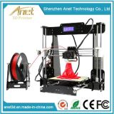 Anet A8 Competitive Price Factory Hot Sale Arduino 3D Printers