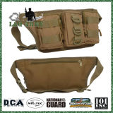 Sport Saddle Bag Camouflage Waist Bag with Three Pockers