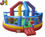 Outdoor Interactive Inflatable Wrecking Ball Game for Sale