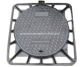 Ductile Cast Iron Manhole Cover and Frame En124