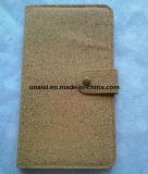 Cork Washable Kraft Paper Travelling Long Bifold Passport Wallet