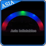 Colorful Inflatable LED Arch for Adevertising/Lighting Inflatable Arch for Party
