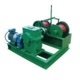 Capstan Electric Winch