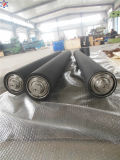 Rubber Roller with Silicone Rubber Coating