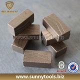 Flat&Straight Diamond Stone Cutting Segment (SYY-DSS12)