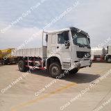 Sinotruk HOWO Euro2 4X2 8ton Loading Capacity Light Cargo Truck
