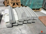 White / Beige / Yellow Sandstone Moulding for Building Projects
