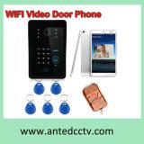 Home Security Wireless WiFi Video Door Intercom System with RFID ID Card Unlocking