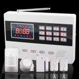 LED Wireless GSM Alarm System with APP Operation Function