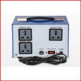 1000va Single Phase Servo Motor Auto Voltage Stabilizer with Ce RoHS Certification