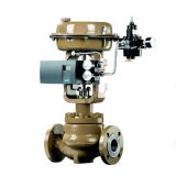 Globe Type Pneumatic Diaphragm Control Valve with Siemens Positioner