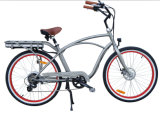 500W Motor Big Power Beach Electric Bicycle