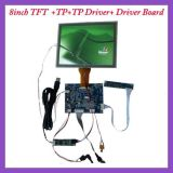 Rg080na-05bp 8inch TFT LCD Screen with Touch Screen