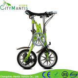 14′′ Carbon Steel X-Shape One Second Folding Bike/Bicycle for Sale