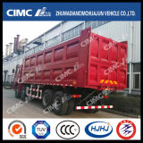Shacman 8*4 Dump Truck with Cimc Huajun Dump Body