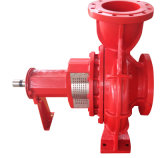 Horizontal Single Stage End Suction Centrifugal Pump for Fire Fighting