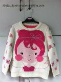 Children Sweater Girls Intarsia Fairy Kids Sweater