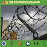 High Security Airport Fence Cheap Razor Barbed Wire Fencing