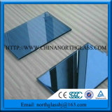 4mm, 5mm, 6mm Colored High Reflective Glass Panels