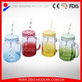 Wholesale Redneck Wine Glass Mason Jar with Handle Malaysia