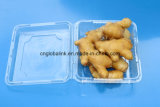 Clamshell Blister Disposable Plastic Packaging Box for Fruit Vegetable OEM Accept