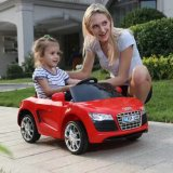 Kids Electric Car BMW Style with 6V Battery, Remote Contorl, MP3, Opening Doors, Lights
