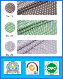 Thousand Designs Hot Sale 100% Cotton Printed DOT Canvas Fabric in Stock Weight 255GSM Width 150cm