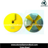 Grit 30 Terrco Diamond Grinding Tools Segments Concrete Disc
