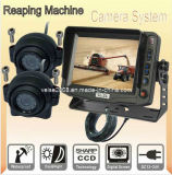 5inch Wired Car Rear View System for Reaping Vehicles (DF-5270512)