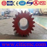 Factory Pinion Gear Forging Steel for Cement Ball Mill Parts