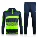 in Stock Lot Thailand Wholesale Football Tracksuits Compression Shirt with Long Pants Hot Selling Club Soccer