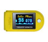 Color Fingertip Pulse Oximeter Jay-207