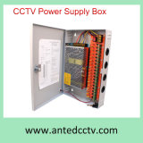 DC 12V CCTV Power Supply Distribution Box 360W 18 Channel 30A