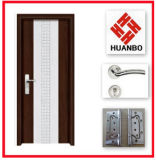 Modern Design Interior PVC MDF Wooden Door