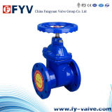 Non-Rising Stem Resilient Soft Seated Gate Valve