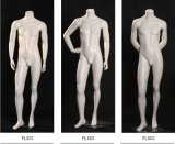 Headless Muscular Male Mannequin for Men′s Garment Display