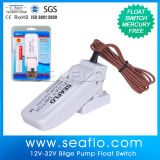 Bilge Float Switch for 12V, 24V and 36V Bilge Pumps